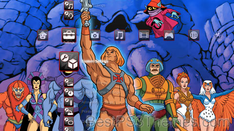 Masters of the Universe Theme