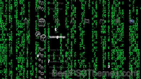 Matrix Theme 2