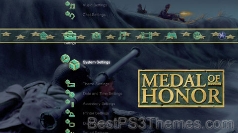 Medal of Honor Theme 3