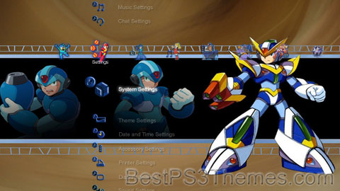 Megaman Theme 2
