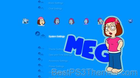 Meg Griffins Theme