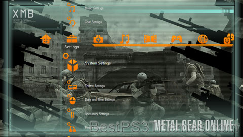 Metal Gear Online Wallpaper Metal Gear Online Theme