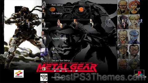 Metal Gear Solid 1 Theme