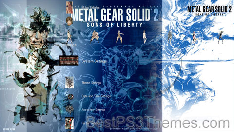 Metal Gear Solid 2 Theme