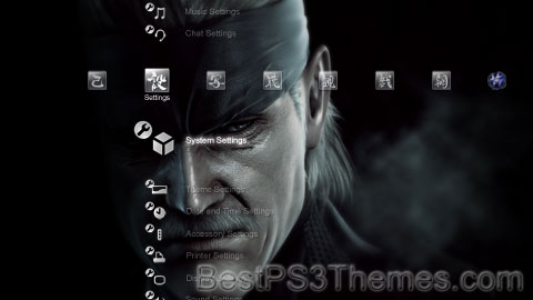 Metal Gear Solid 4 - OTC Theme