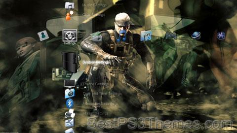 Metal Gear Solid 4 17