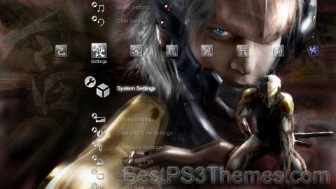 MGS4 Japanese Theme