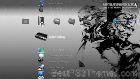 Metal Gear Solid 4 Reloaded Theme