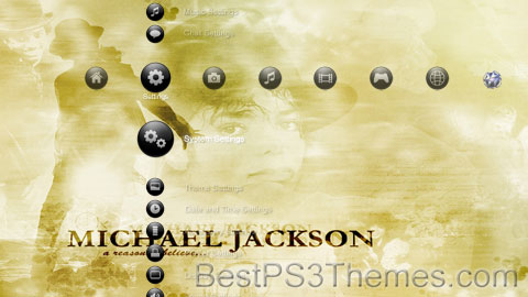 MJJ Light Version Theme