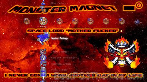 Monster Magnet Theme