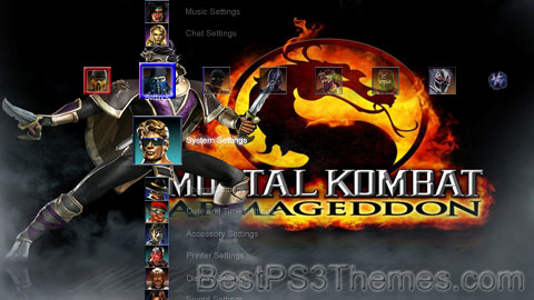 mortal kombat wallpaper ps3. Mortal Kombat #2