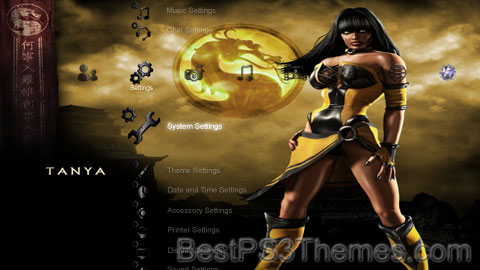 Mortal Kombat Deception Girls Theme