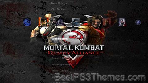 Mortal Kombat Version 1.00 Theme