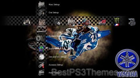 Motocross Yamaha Theme
