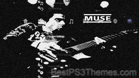 Muse Theme