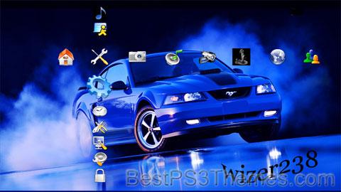 Mustang Theme