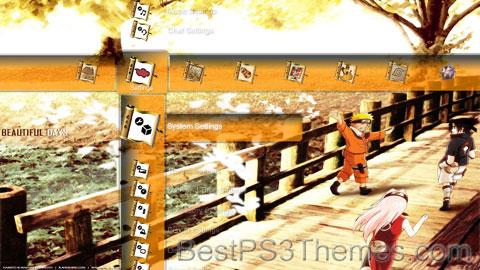Naruto Theme 6