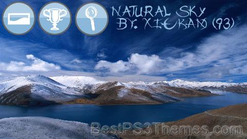 Natural Sky Theme