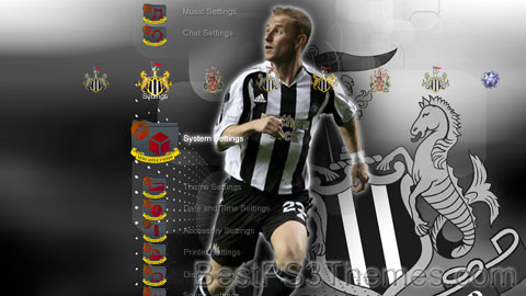 Newcastle United Theme