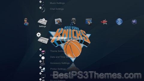 New York Knicks - NBA Theme