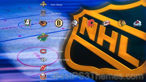 NHL Theme