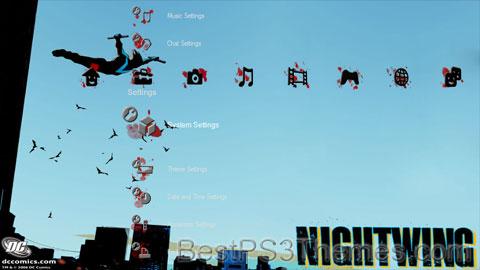 Nightwing Theme