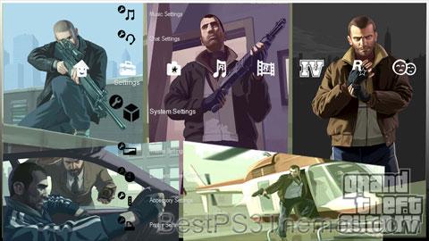 Niko Bellic GTA IV Theme