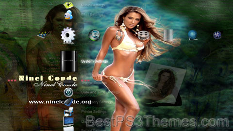 Ninel Conde Theme Preview