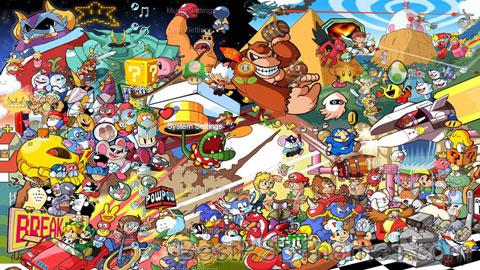 Nintendo World Theme