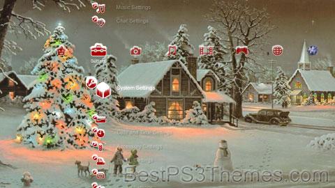 Noël Theme