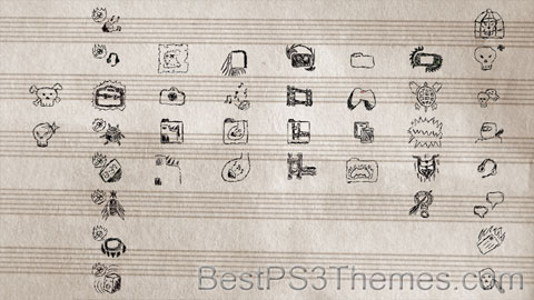 Notebook Style Theme