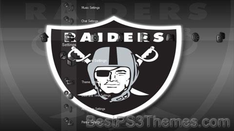 Oakland Raiders Theme 2