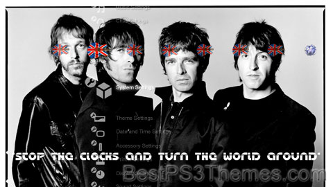 Oasis Theme