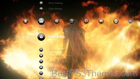 One Winged Angel Theme