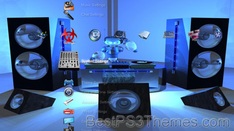 Only For DJs 2 Theme Preview