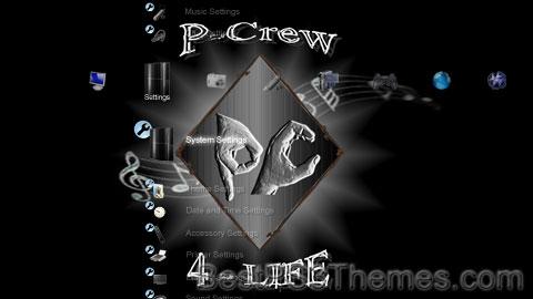 P-Crew Theme