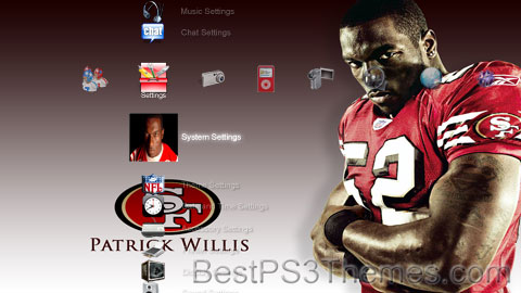 Patrick Willis Theme