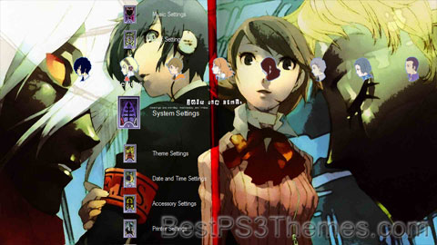 Persona 3 Theme For Psp Persona 3 Theme