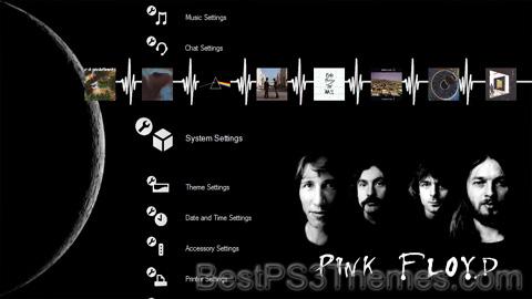 Pink Floyd Theme