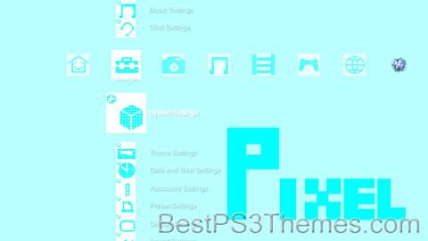Pixels Theme 2