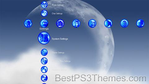 Planets Theme