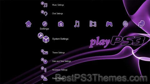 playPS3 Theme