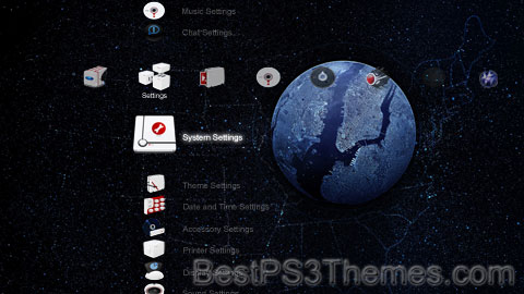 Playstion2015 Theme
