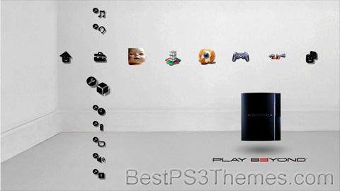 Playstation B3yond 1.50 Theme