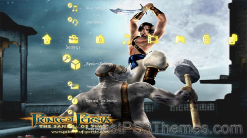 Prince of Persia: The Sands of Time versionD Theme