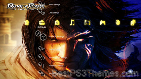 Prince of Persia: The Two Thrones versionD Theme