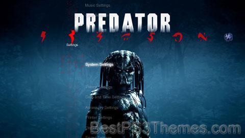 Predator Theme