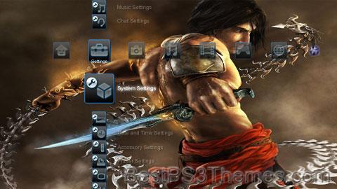 Prince of Persia Theme 3