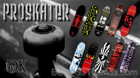 Proskater by DK Theme