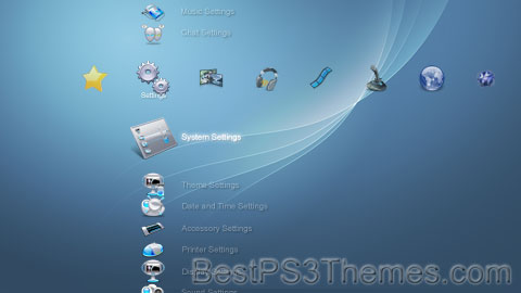 PS3.1 Crystallo Theme